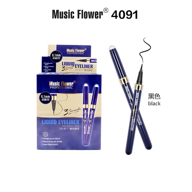 音乐花 眼线笔 #4091